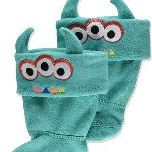 Hunter Kids Sea Monster Boot Socks